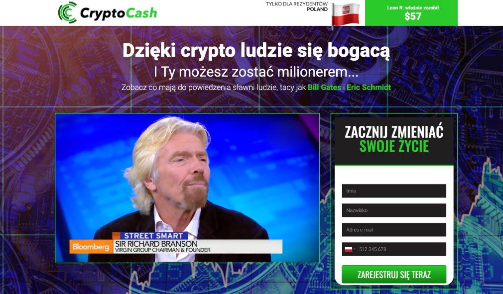 Crypto Cash Opinie
