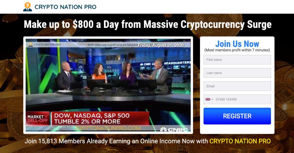 Crypto Nation Pro Test Erfahrungen