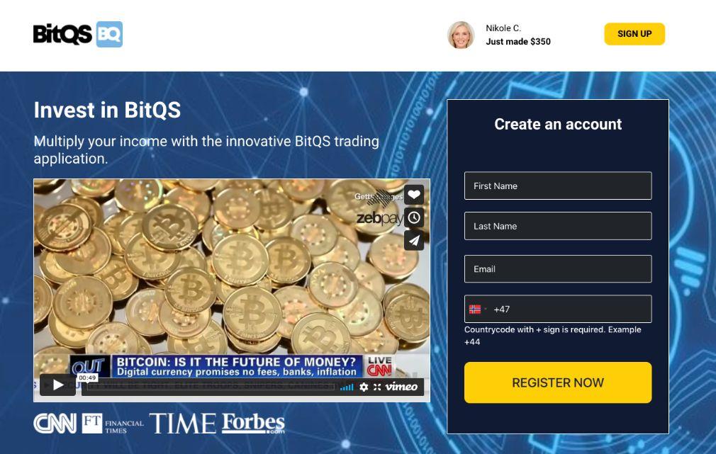 BitQS Anmeldelse