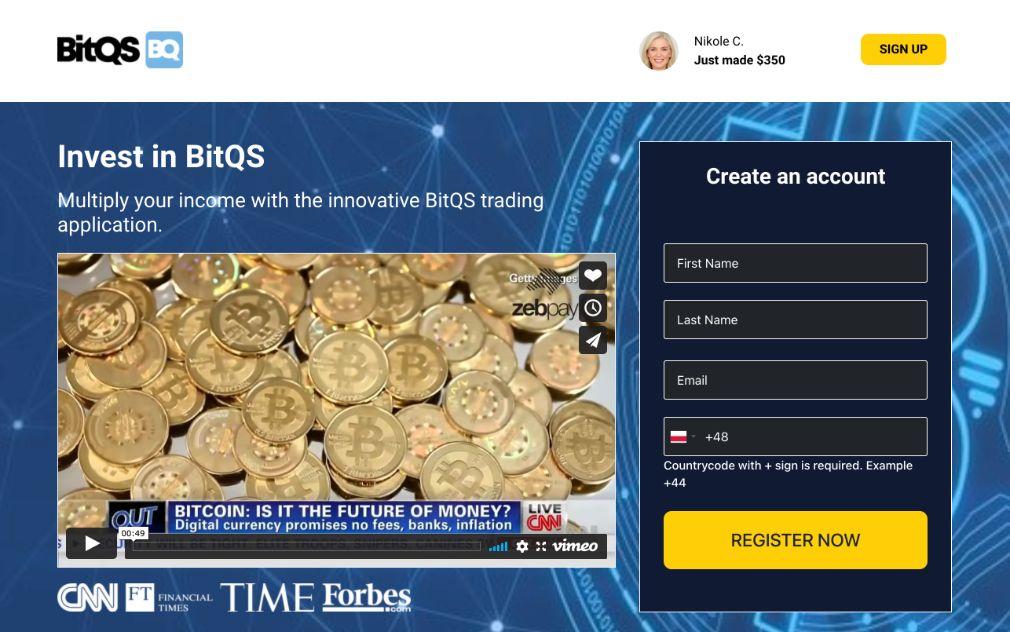 BitQS Opinie