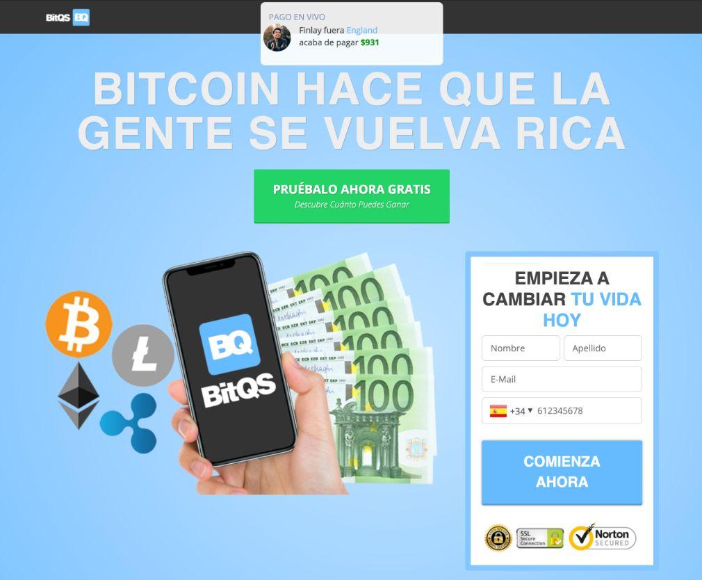 BitQS opiniones