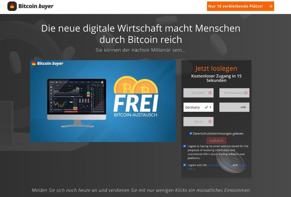 Bitcoin Buyer Test Erfahrungen