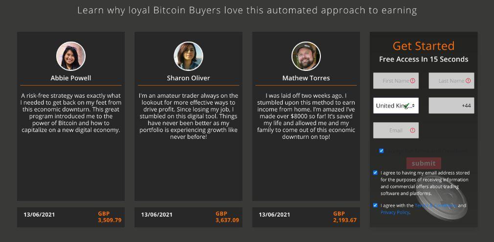 Bitcoin Buyer Käyttäjät