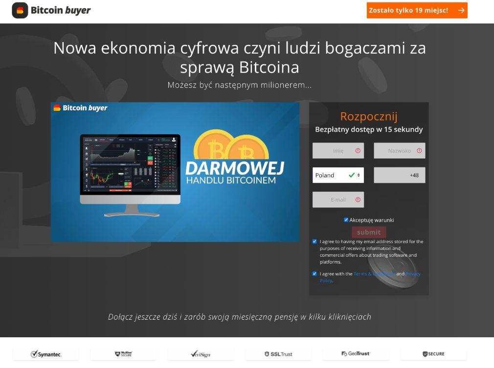 Bitcoin Buyer ervaringen
