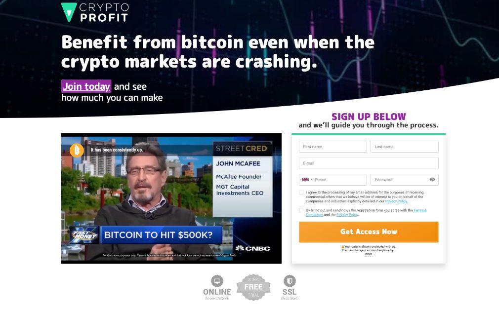 Crypto Profit Review