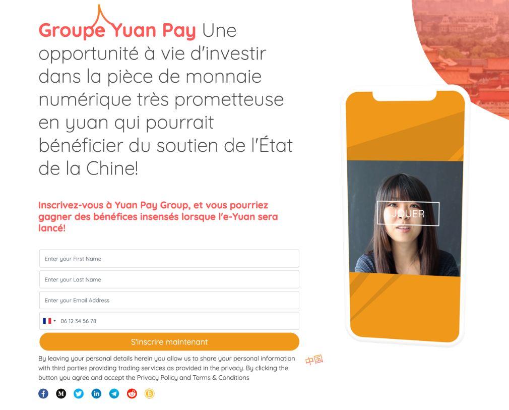 Yuan Pay avis