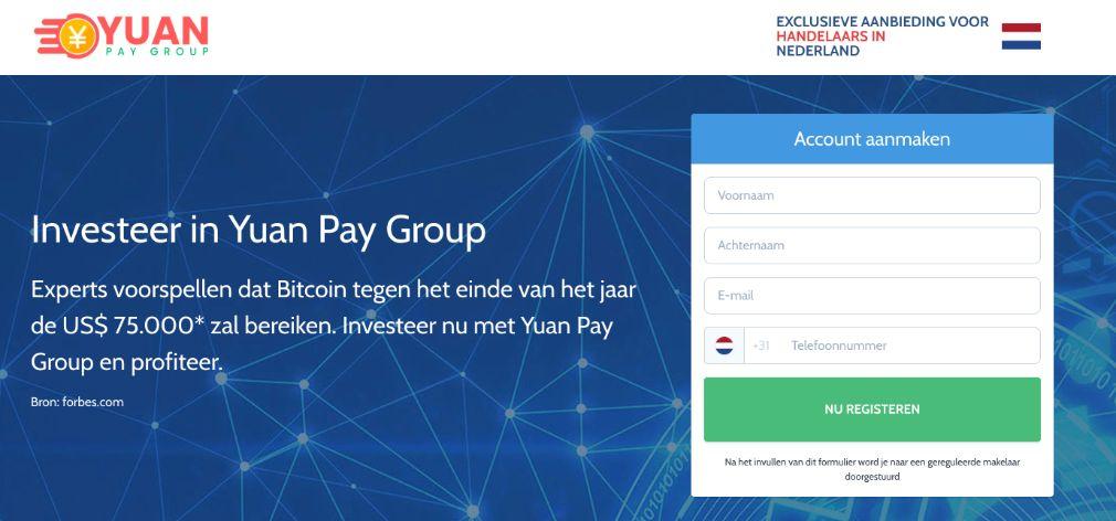 Yuan Pay ervaringen