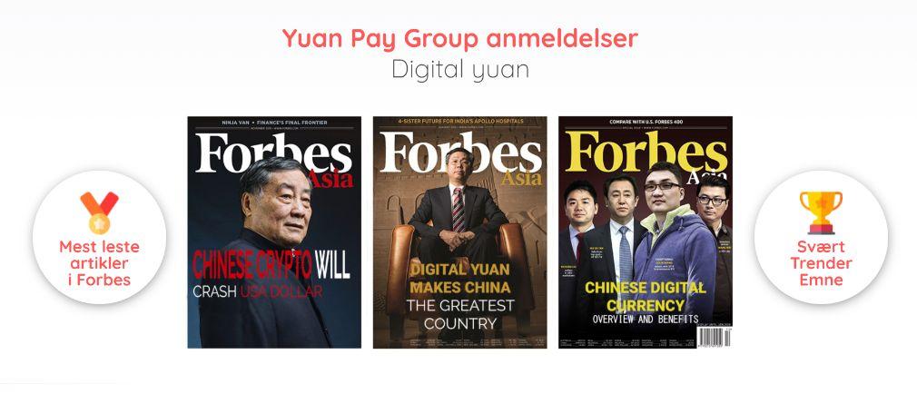 Yuan Pay suksess