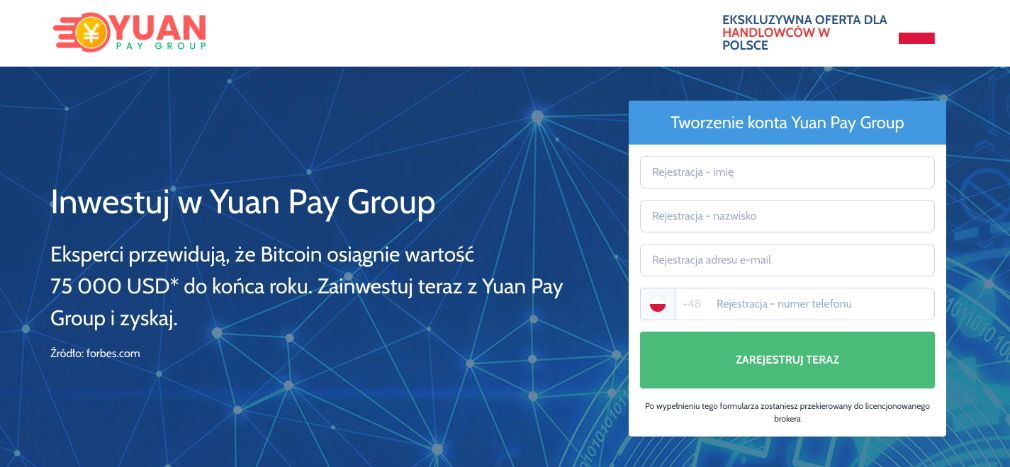 Yuan Pay Opinie
