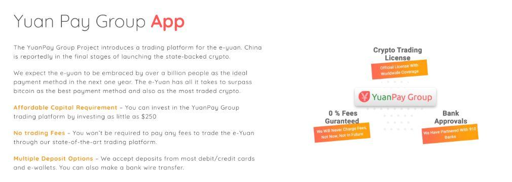 Yuan Pay App