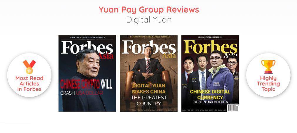 Yuan Pay menestys