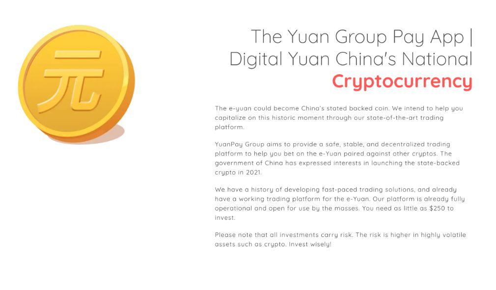 Yuan Pay hyötyjä